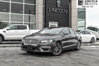 Used 2017 Lincoln MKZ Hybrid for sale in Ottawa, ON