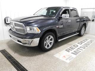 Used 2016 RAM 1500 Laramie for sale in Red Deer, AB