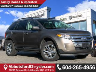 Used 2014 Ford Edge SEL *LOCALLY DRIVEN* for sale in Abbotsford, BC