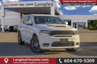 Used 2018 Dodge Durango R/T *BLUETOOTH* * NAVIGATION* * BACKUP CAMERA* for sale in Surrey, BC