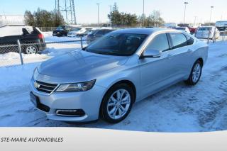 Used 2018 Chevrolet Impala Lt Cuir T.ouvrant for sale in St-Rémi, QC