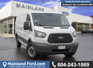 Used 2018 Ford TRANSIT-250 ACCIDENT FREE, LOCALLY DRIVEN, EX-RENTAL for sale in Surrey, BC