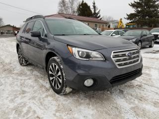Used 2015 Subaru Outback 2.5i Limited Package Limited for sale in Kemptville, ON