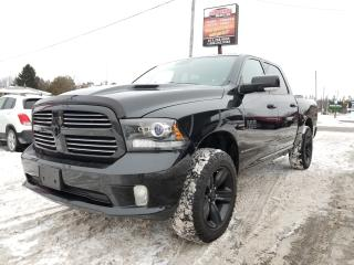 Used 2017 RAM 1500 SPORT LEATHER for sale in Kemptville, ON