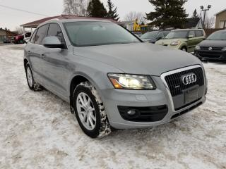 Used 2011 Audi Q5 2.0T Premium for sale in Kemptville, ON