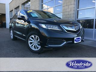 Used 2016 Acura RDX ***PRICE REDUCED*** 3.5L, NAVIAGTION, SUNROOF, LEATHER HEATED SEATS, BACK UP CAMERA. for sale in Calgary, AB