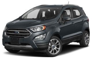 New 2018 Ford EcoSport SE for sale in Okotoks, AB