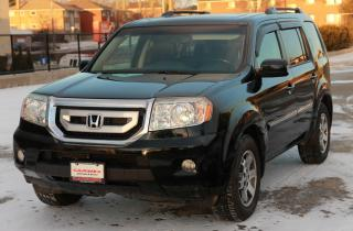 Used 2010 Honda Pilot Touring ONLY 107K | NAVI | DVD | CERTIFIED for sale in Waterloo, ON