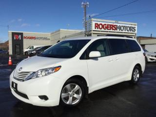Used 2015 Toyota Sienna LE - 8 PASS - PWR DOORS - REVERSE CAM for sale in Oakville, ON