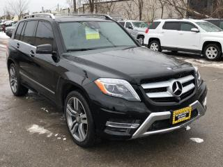 Used 2014 Mercedes-Benz GLK-Class 4MATIC 4DR GLK 250 BLUETEC for sale in Oakville, ON