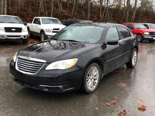 Used 2012 Chrysler 200 4dr Sdn Touring for sale in Guelph, ON
