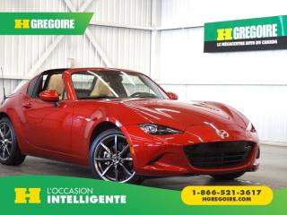 Used 2017 Mazda Miata MX-5 GT RF TOIT for sale in St-Léonard, QC