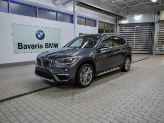 Used 2019 BMW X1 xDrive28i for sale in Edmonton, AB