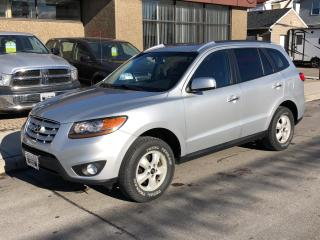 Used 2011 Hyundai Santa Fe AWD 4dr V6 Auto Limited for sale in Hamilton, ON