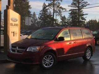 Used 2017 Dodge Grand Caravan , Stow N Go, DVD, Backup Camera SXT for sale in Duncan, BC