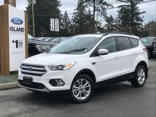 New 2018 Ford Escape SEL 4WD for sale in Duncan, BC