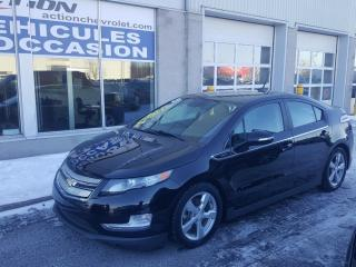 Used 2012 Chevrolet Volt for sale in St-Hubert, QC