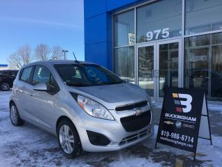 Used 2013 Chevrolet Spark 1lt Carproof Clean for sale in Gatineau, QC