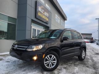 Used 2015 Volkswagen Tiguan 2.0tsi Awd,sièges for sale in St-Georges, QC