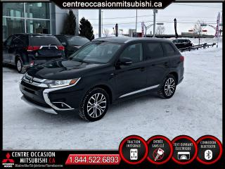Used 2016 Mitsubishi Outlander SE TOURING AWC TOIT OUVRANT MAGS 18 PO for sale in St-Jérôme, QC