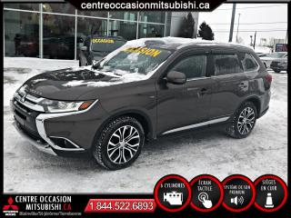 Used 2016 Mitsubishi Outlander GT AWC-S CUIR TOIT OUVRANT CAMERA for sale in St-Jérôme, QC