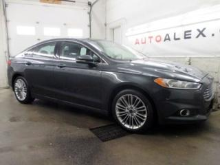 Used 2015 Ford Fusion 2.0 Cuir Navigation for sale in St-Eustache, QC