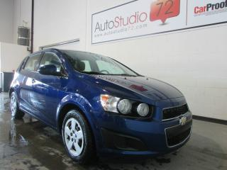 Used 2014 Chevrolet Sonic LS **AUTOMATIQUE **A/C** for sale in Mirabel, QC