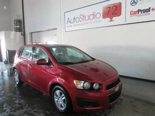 Used 2016 Chevrolet Sonic Hb LT **MAGS**CAM RECUL**SIEGES CHAUFFAN for sale in Mirabel, QC