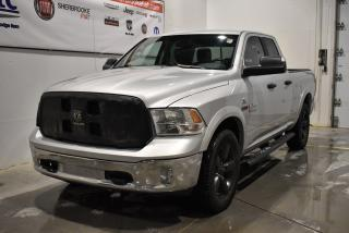 Used 2015 RAM 1500 OUTDOORSMAN QUAD CAB for sale in Sherbrooke, QC
