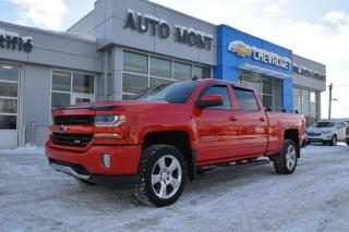 Used 2017 Chevrolet Silverado 1500 for sale in Mont-Laurier, QC