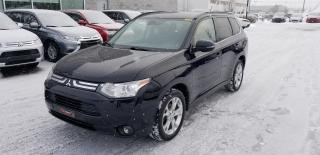 Used 2014 Mitsubishi Outlander GT V6 AWD 7 for sale in St-Hubert, QC