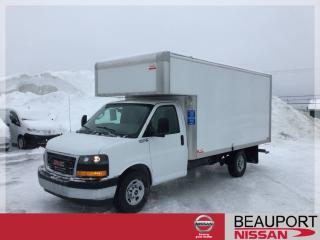 Used 2018 GMC Savana CUBE 14 PIEDS AVEC DECK AVANT 6.0L 2018 for sale in Beauport, QC
