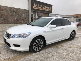 Used 2014 Honda Accord Hybrid | Touring | Navigation | Rear View Camera | for sale in North York, ON