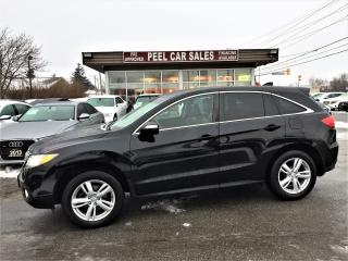 Used 2015 Acura RDX LEATHER|SUNROOF| for sale in Mississauga, ON
