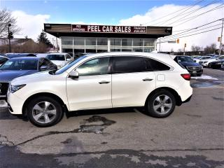 Used 2015 Acura MDX SUNROOF|LEATHER|ACCIDENT FREE| for sale in Mississauga, ON
