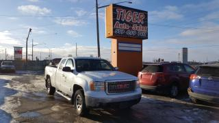 Used 2008 GMC Sierra 1500 SLE**4X4**RUNS & DRIVES GREAT**GOOD TIRES**AS IS for sale in London, ON