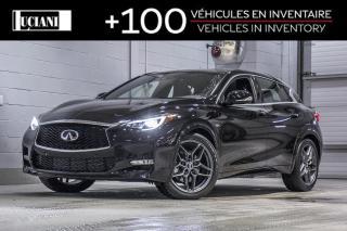 Used 2018 Infiniti QX30 !!! MODÈLE SPORT TOUTE ÉQUIPÉ 338$/2 SEMAINES !!! for sale in Montréal, QC