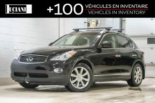 Used 2013 Infiniti EX37 Luxury Demarreur A for sale in Montréal, QC
