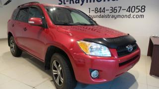Used 2012 Toyota RAV4 4 portes, 4 roues motrices, 4 cyl. en li for sale in St-Raymond, QC