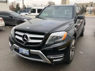 Used 2015 Mercedes-Benz GLK-Class GLK 250 BlueTEC for sale in North York, ON