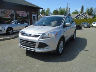 Used 2016 Ford Escape SE for sale in St-Prosper, QC