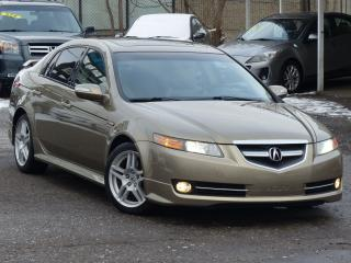 Used 2008 Acura TL No-Accident,LEATHER,ALLOYWHEELS,SUNROOF,HEATDSEAT for sale in Mississauga, ON