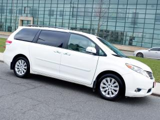 Used 2012 Toyota Sienna XLE|AWD|LTD|NAVI|REARCAM|DUAL DVD|PANOROOF for sale in Toronto, ON