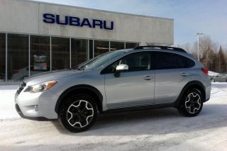 Used 2015 Subaru XV Crosstrek 2.0i w/Touring Pkg for sale in Minden, ON