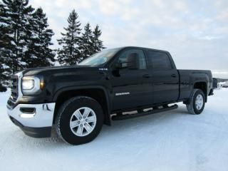 Used 2018 GMC Sierra 1500 cabine multiplace 153 po 4RM for sale in Thetford Mines, QC