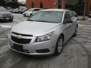 Used 2014 Chevrolet Cruze 1LS for sale in Toronto, ON
