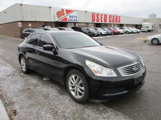 Used 2009 Infiniti G37 Sport for sale in Toronto, ON