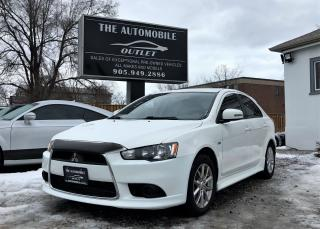 Used 2015 Mitsubishi Lancer Sportback Sportback SE for sale in Mississauga, ON