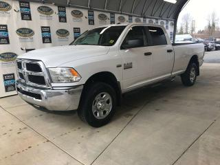 Used 2015 RAM 2500 SLT- Clean well kept truck! for sale in Campbell River, BC