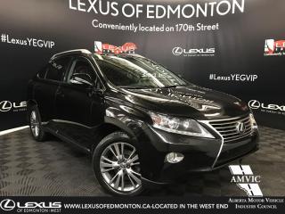 Used 2013 Lexus RX 350 Ultra Premium Package 2 w/ BSM for sale in Edmonton, AB